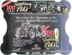 """Blechschild """"Teutsch Pils - Mercedes"""""""