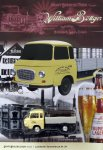 DDR-Modell Dampfbrauerei Thum - Thumer Lager Nr. 24 Barkas/B1000 Pritsche
