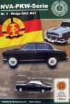 DDR-Pkw-Modell NVA-Serie Nr. 3 Wolga