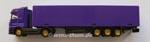 Minitruck-Rohling MB Actros Sattelzug violett