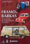 """Buch """"Framo & Barkas - Die Geschichte der 2-Takt-Transporter"""""""