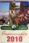 "Kalender ""Erlebnisland Erzgebirge 2010"""