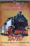"""Kalender """"Thumer Schmalspurnetz 2010"""""""