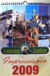 "Kalender ""Erlebnisland Erzgebirge 2009"""