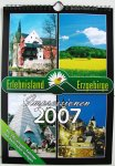 "Kalender ""Erlebnisland Erzgebirge 2007"""