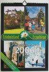 "Kalender ""Erlebnisland Erzgebirge 2006"""