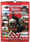"""Kalender """"Thumer Schmalspurnetz 2007"""""""