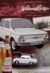 DDR-Pkw-Modell Dampfbrauerei Thum - Thumer Lager Nr. 22 Zaporoshets ZAZ 968 Limousine