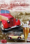 DDR-Pkw-Modell Dampfbrauerei Thum - Thumer Lager Nr. 21 IFA F8 Luxus Cabriolet