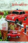 DDR-Pkw-Modell Dampfbrauerei Thum - Thumer Lager Nr. 19 Trabant 500 Limousine Feuerwehr