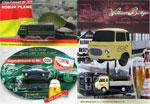 Truckmischpaket mit 10 verschiedenen Trucks/PKW's