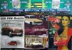 Truckmischpaket mit 25 verschiedenen Trucks/PKW's