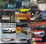 Truckmischpaket mit 100 gemischten Trucks/PKW's
