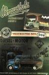 DDR-Modell Braustolz Brauerei - Traumautos der DDR Nr. 24