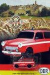 DDR-Pkw-Modell Markneukirchener - Trabant Kombi Feuerwehr PKW Nr. 7