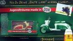 DDR-Motorrad-Modell Sternquell - Jugendträume DDR 04/2008 - Motorrad Berliner Roller