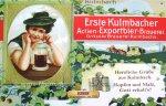 "Blechschild ""EKU - Kulmbacher Brauerei - Junge"""