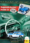 DDR-Pkw-Modell Sternquell - Jugendträume DDR Nr. 03/2006 - Sachsenring P240 Kombi
