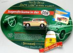 DDR-Pkw-Modell Sternquell - Jugendträume DDR 05/2007 - Moskwitsch 423 Kombi