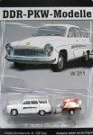 DDR-PKW-Modelle Sammelserie Nr. 44