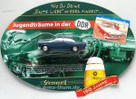 DDR-Pkw-Modell Sternquell - Jugendträume DDR 03/2007 - Wolga GAZ M 21 Limousine