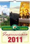 "Kalender ""Erlebnisland Erzgebirge 2011"""