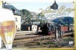 """Blechschild """"Thumer Lager - Schmalspurnetz Nr. 5"""""""