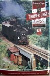 """Blechschild """"Thumer Lager - Schmalspurnetz Nr. 14"""""""