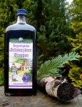 Spirituose: Arzgebirgscher Schwarzbeer Troppen  -  0,7 L