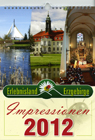 "Kalender ""Erlebnisland Erzgebirge 2012"""