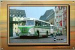 "Busblechschild Bus ""IFA H 6 B/L"""