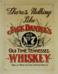 """Blechschild """"Jack Daniel`s  - Nothing Like Made in U.S.A."""""""