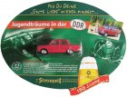 DDR-Pkw-Modell Sternquell - Jugendträume DDR 02/2007 - Zaporoshets ZAZ 968 Limousine