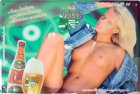 "Blechschild ""SachsenPils - Erotik Nr. 13"""