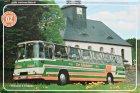 "Busblechschild Bus ""Fleischer S 5 Döhler"""