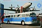 """Busblechschild Bus """"Ikarus 66"""""""