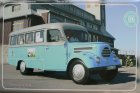"Busblechschild Bus ""Robur Garant K 30"""
