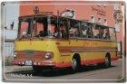 """Busblechschild Bus """"Fleischer S 4"""""""
