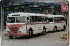 """Busblechschild Bus """"IFA H 6 B Hängerzug"""""""