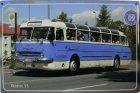 """Busblechschild Bus """"Ikarus 55"""""""