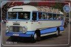 """Busblechschild Bus """"Ikarus 311"""""""