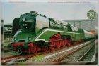 """Blechschild """"Historische Dampflokomotiven Nr. 02"""""""