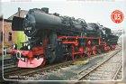 """Blechschild """"Historische Dampflokomotiven Nr. 05"""""""