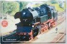 """Blechschild """"Historische Dampflokomotiven Nr. 07"""""""