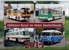 """Kalender """"Oldtimer-Busse im Osten Deutschlands 2015"""""""