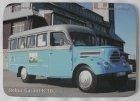 """Mousepad bedruckt - Oldtimer-Bus """"Robur Garant K 30"""""""