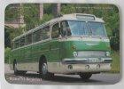 "Mousepad bedruckt - Oldtimer-Bus ""Ikarus 55 Regiobus"""