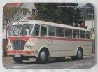 "Mousepad bedruckt - Oldtimer-Bus ""Ikarus 630"""