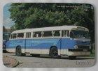 "Mousepad bedruckt - Oldtimer-Bus ""Ikarus 66"""