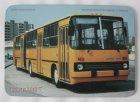 "Mousepad bedruckt - Oldtimer-Bus ""Ikarus 280"""